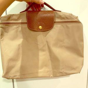 Longchamp Tan Bag